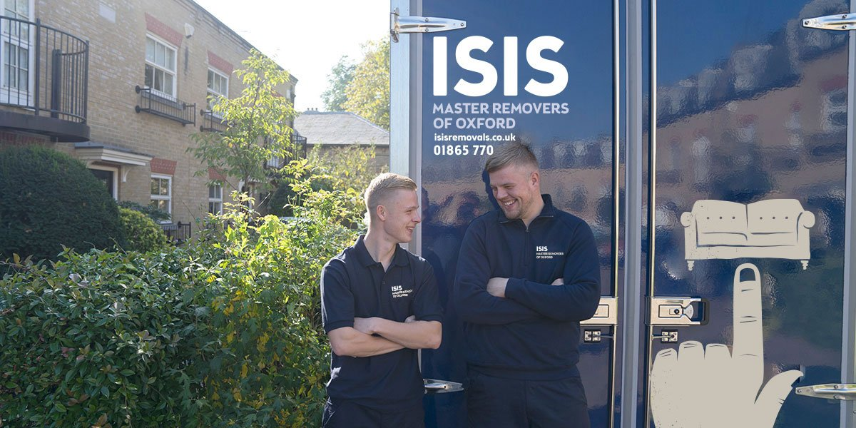 ISIS Removals now part of The Master Removers Group