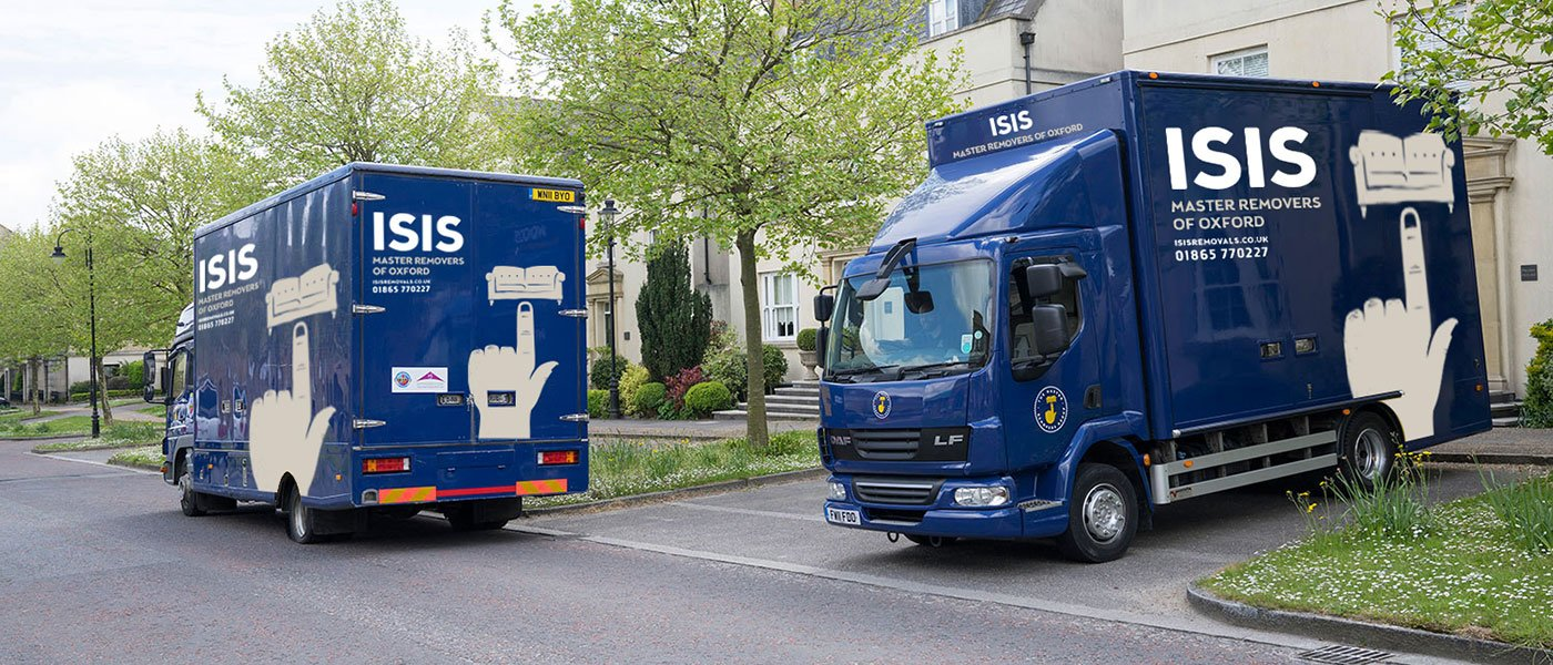 ISIS Removals Oxford